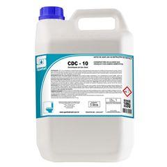 Detergente Clorado Cdc-10 5 Lts Spartan