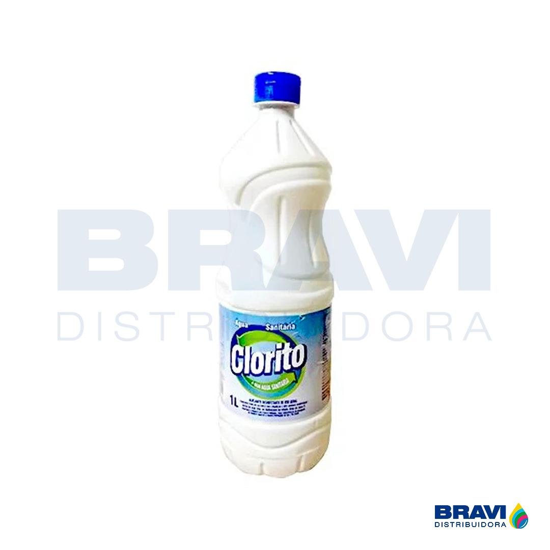 Água Sanitária Clorito 1lt