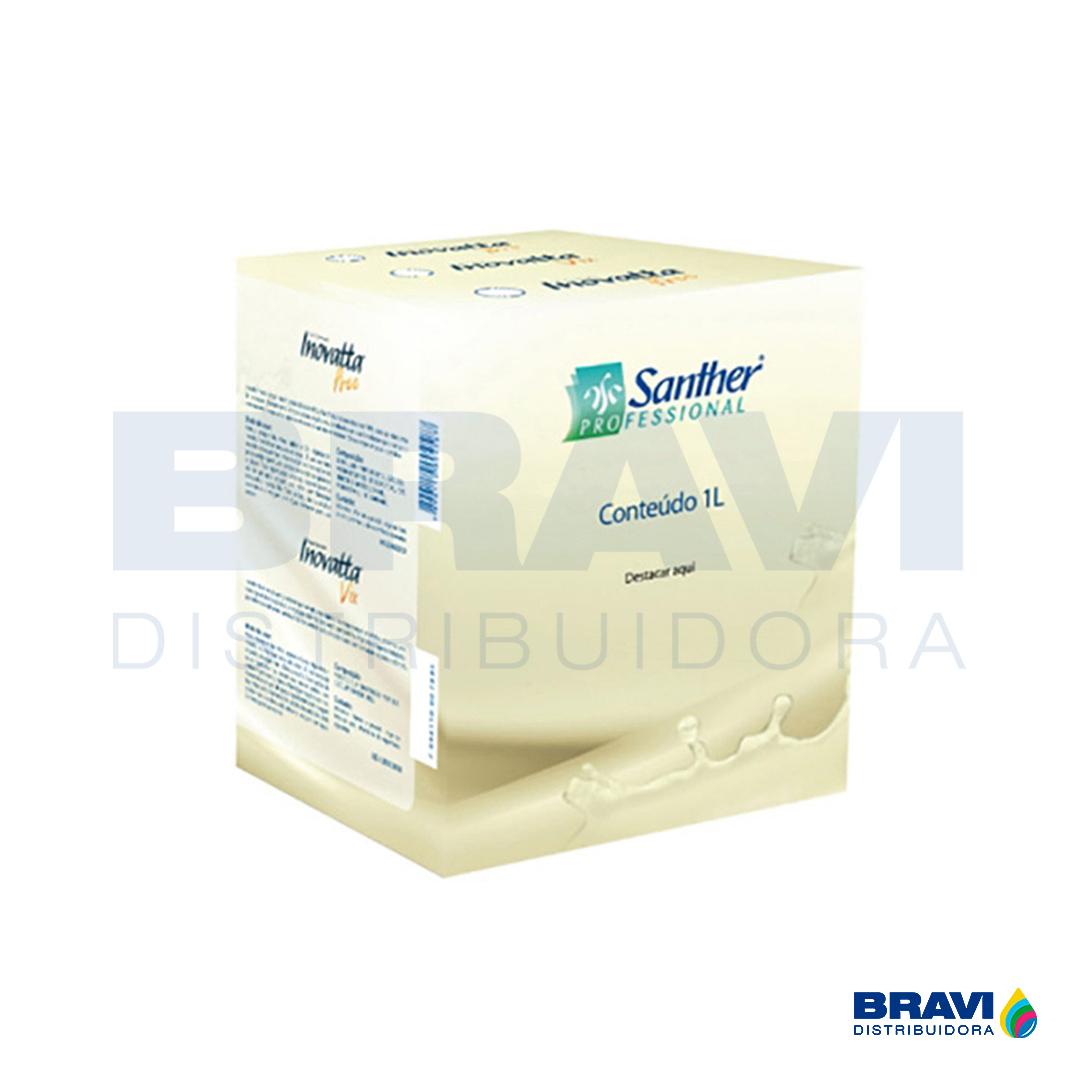 Álcool Em Spray 70% Antisséptico Inovatta Free Ghb06 Santher