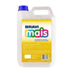Detergente Neutro Bravi Mais