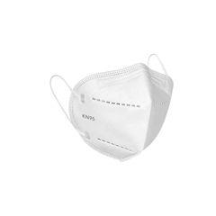 Máscara De Proteção Respiratória Kn95 Com 5 Camadas Pacote Com 10 Unidades Nuomigao
